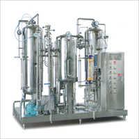 Carbonator Beverage Mixer Machine