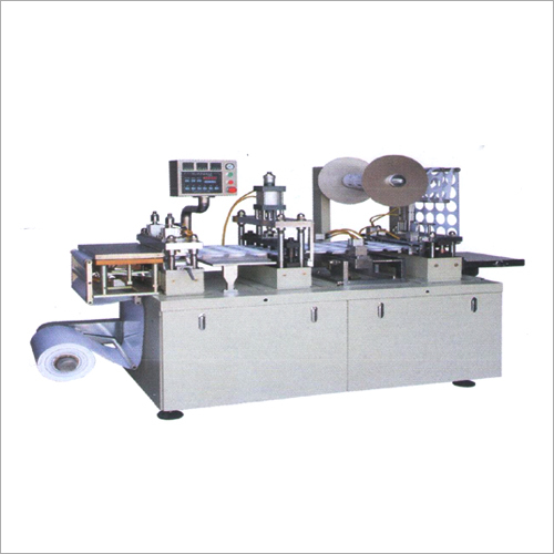 Automatic Cup Forming Filling Sealing And Cutting Machine
