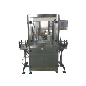 Automatic Can Filling And Seaming Machine