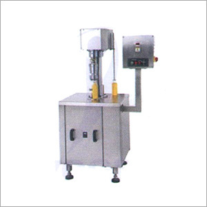 Semi Automatic Screw Capper Machine