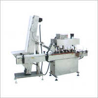 Automatic Screw Capper With Conveyor