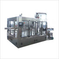 Automatic Bottle Rinsing Filling And Capping Machine Three In One (Uniblock)