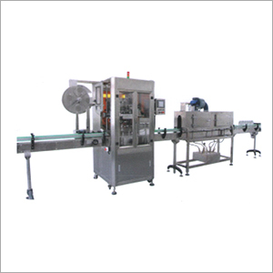 Filling - Capping - Sealing Machine
