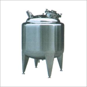Sugar Syrup Melting Tank