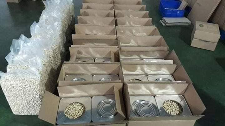 Platinum Nuts Roasted Cashew kernels