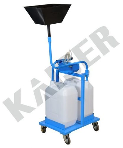 Long Life Coolant Drain Cart