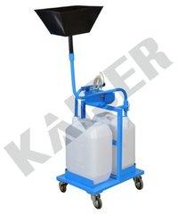 Long Life Coolant Drain Cart