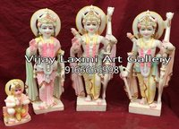Ram Darbar Marble Sculpture