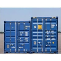 40 Feet Color Coated Marine Container