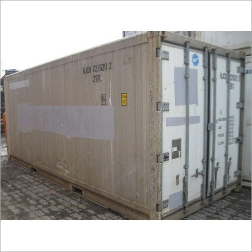 20 Feet Used Reefer Container