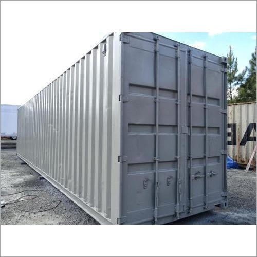 Color Coated Used Shipping Container