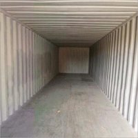 Color Coated High Cube Container