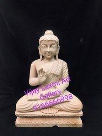 Decorative Marble Buddha Idols