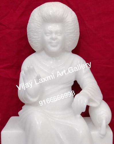 Marble Satya Sai Baba Murti