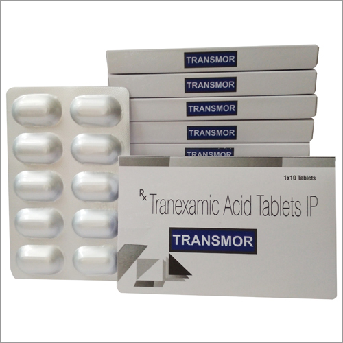 Tranaxamic Acid 500mg Tablet
