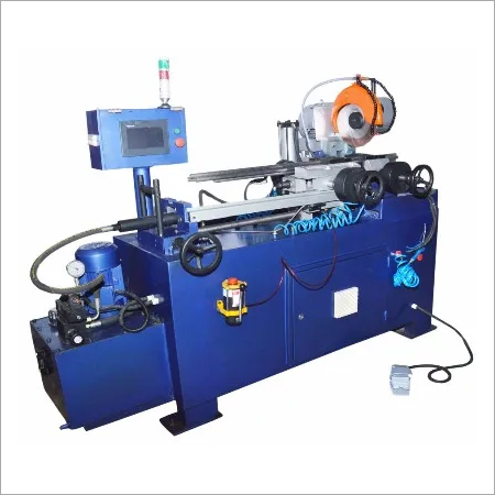 AT-H Automatic Pipe Bar Cutting Machine