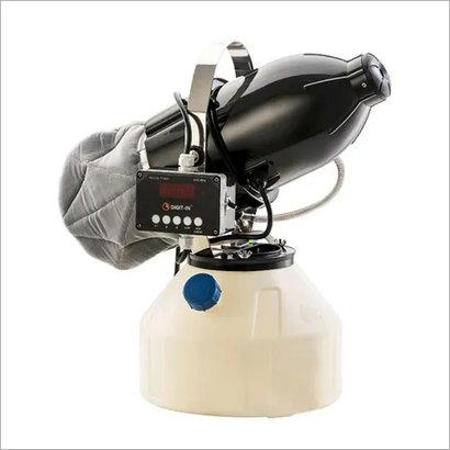 Fogger Machine With Digital Timmer Light Source: No