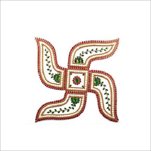 Designer Plastic Rangoli