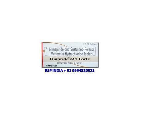 Diapride M1 Forte Tablets
