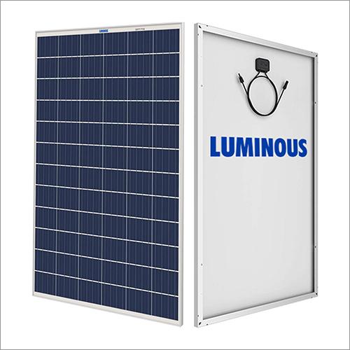 Luminous Polycrystalline Solar Panel