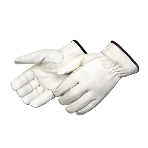 IL-08 Leather Gloves