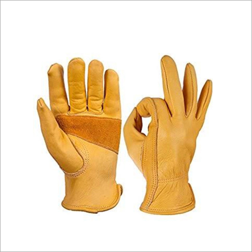 IL-34 Leather Gloves