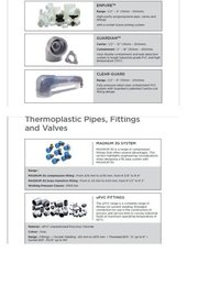 Ashirvad Pipes & Fittings