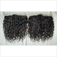 UNPROCESSED CURLY FRONTAL 13X4