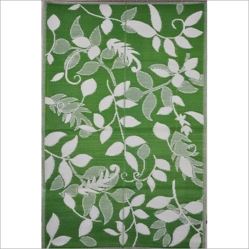 Leaf Printed Mat