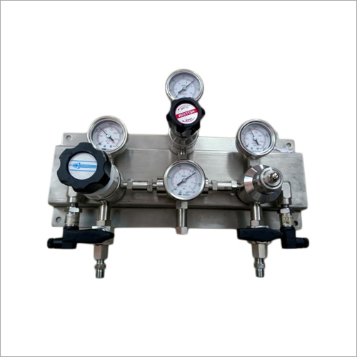 Line Control Panel Regulator