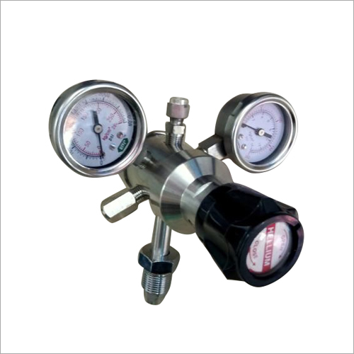 Oxygen Gas Measuring Regulator