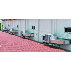Industrial Air Cooling System