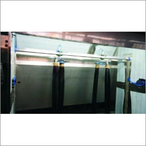 Textile Auto Spray Booth