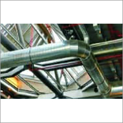 GI Spiral Ducting System