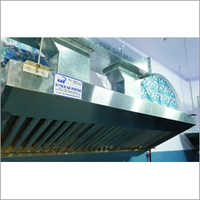 SS Kitchen Exhaust