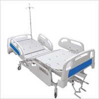 Super Deluxe Hi-Low Mechanical ICU Bed