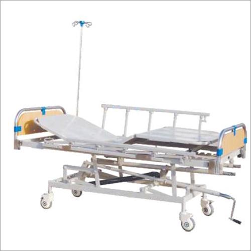 Deluxe Hi-Low Mechanical ICU Bed