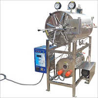 Fully Automatic Horizontal Cylindrical High Pressure High Speed Steam Sterilizer