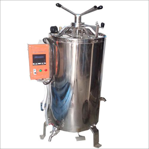 Automatic Digital High Pressure Steam Sterilizer