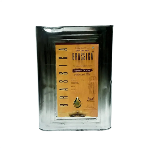 15 KG Mustard Oil