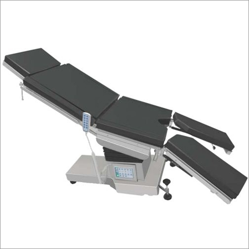 Electro - Remote Operated C- Arm Compatible Bariatric Operating Table