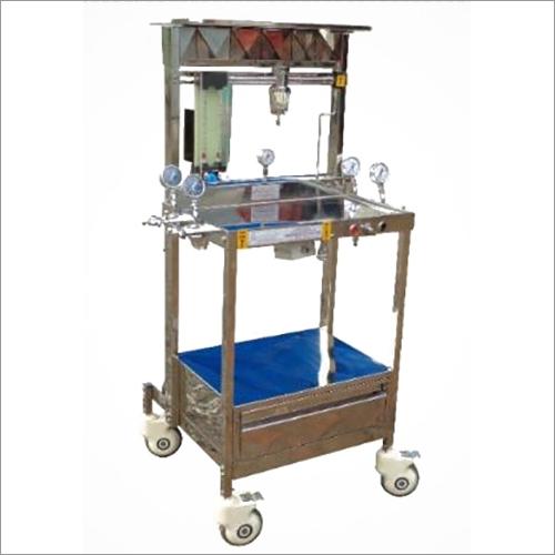 Portable Boyles Apparatus