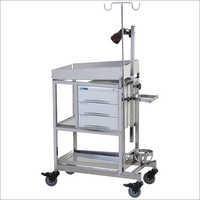 Resuscitation Trolley