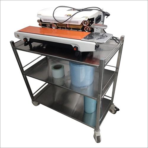 ETO Packing Machine Trolley