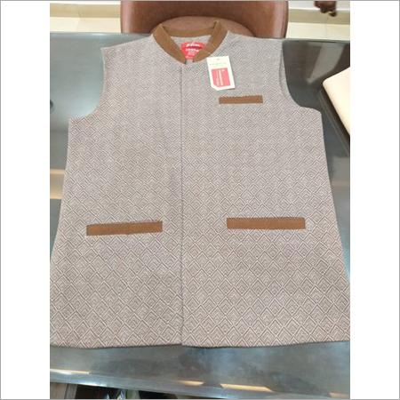 Modi Coat (Woolen Jacqad)