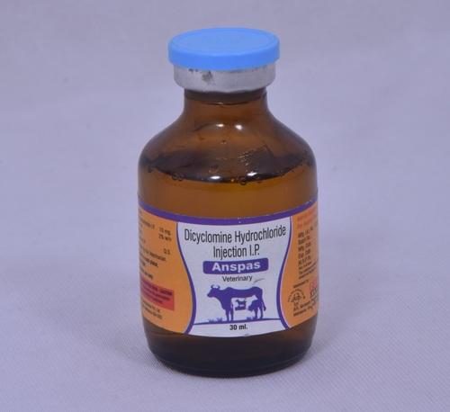 Dicyclomine Hydrochloride Inj. Veterinary