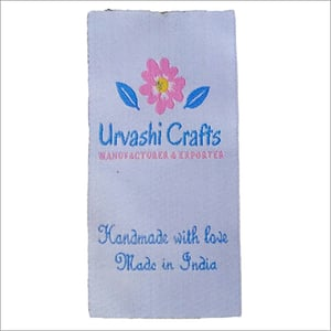 Printed Cotton Labels