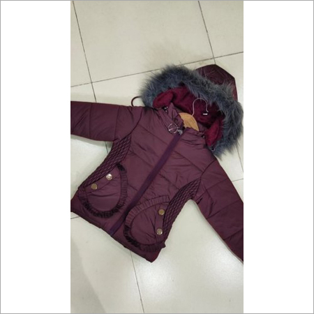 Kids Girls Jacket