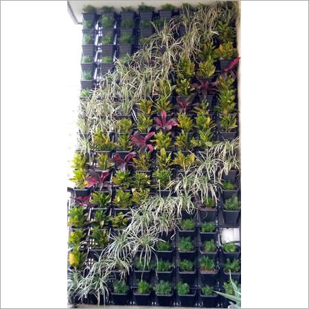 Vertical Tiles and Garden