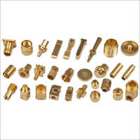 Industrial Precision Brass Components